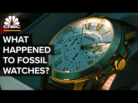What Happened To Fossil Watches?