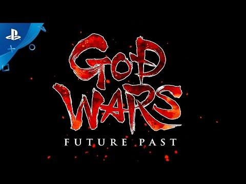 GOD WARS Future Past - Debut Trailer   PS4, PS Vita