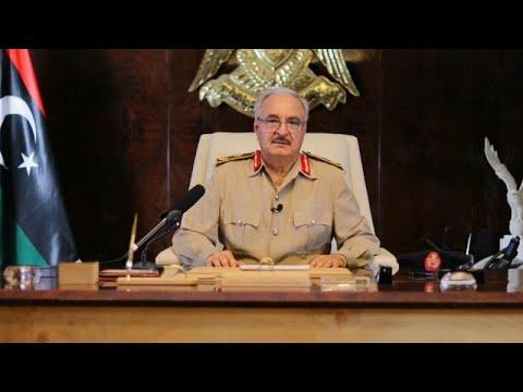 Libya commander backs reopening of coastal highway