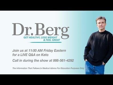 Keto Q&A with Dr. Berg and Karen Berg