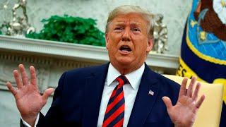 Trump defends calling the coronavirus the 'China virus'