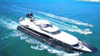 Palmer Johnson Yacht TEMPTATION