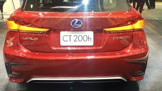 2018 Lexus CT200h hatchback - premium sport car