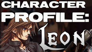 Kingdom Hearts Character Profile: LEON (Pre-Kingdom Hearts 3)