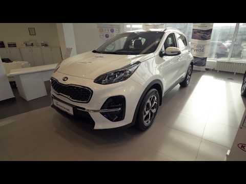 2019 Kia Sportage POV Review