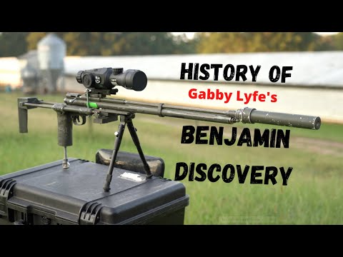 The History of Gabby Lyfe's Benjamin Discovery (Part History/Part Review)
