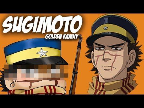 DIGITAL PAINT DENGAN MOUSE - Sugimoto Golden Kamuy Mouse Speedpaint - SAI Paint Tool