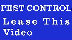 Pest Control Parker | Residential & Commercial Parker, FL
