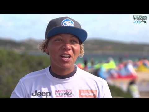 2016 Sardinia Kiteboarding Grand Slam - Day 4