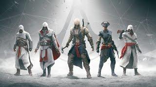 Все литералы Assassin's Creed от ZIDKEY! (HD)
