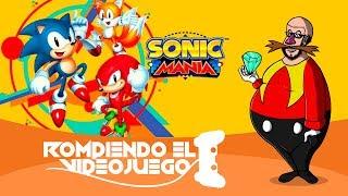 Vídeo Sonic Mania