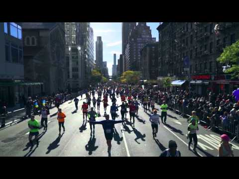 Official 2014 TCS New York City Marathon Highlight