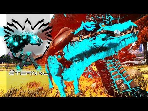 ARK EXPERT ETERNAL EP16 - Prime Daeodon O Suporte Insano!