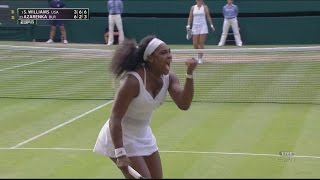 Wimbledon Fans See Fantastic Tennis but Hear Loud Grunts