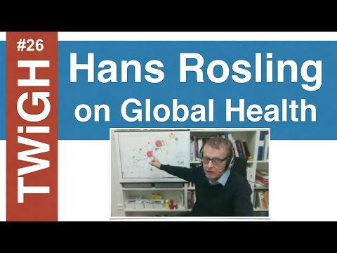 Hans Rosling on Global Health