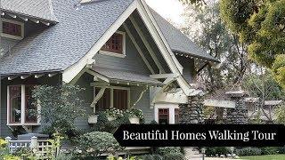 Beautiful Homes Walking Tour