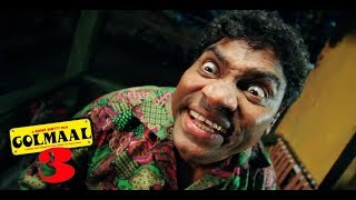 Golmaal 3 Movie Johnny Lever Best Comedy Scene