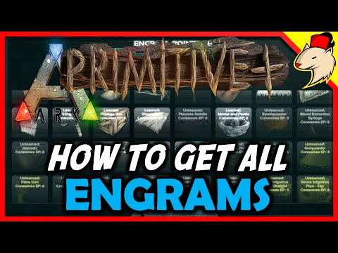 How to get all primitive plus engrams ark survival evolved youtube how to get all primitive plus engrams ark survival evolved malvernweather Images