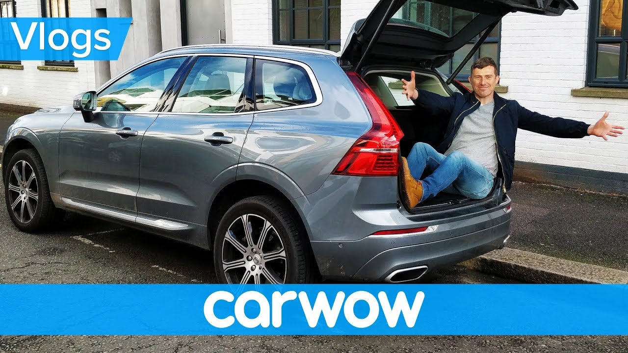 Volvo XC60 - the truth about what it's like to live with | Mat Vlogs - Dauer: 8 Minuten, 8 Sekunden