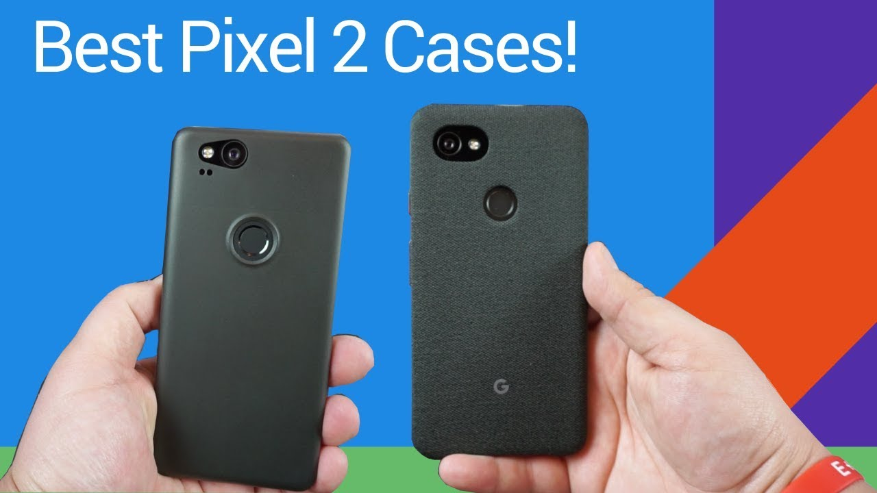 info for edd6c a6e9a Review: Best Google Pixel 2 and Pixel 2 XL Cases!