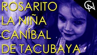 Rosarito, la terrible niña de Tacubaya (Ucronía)