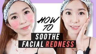 6 TIPS TO REDUCE FACIAL REDNESS│Summer Skincare Routine