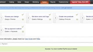 Paypal Sandbox Tutorial AUD