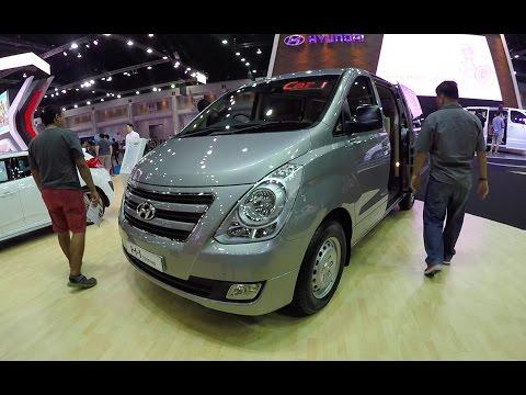 New 2017 VAN Hyundai H1