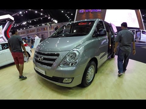 2017 hyundai h1 9 seater suv hit over toyota honda ca doovi. Black Bedroom Furniture Sets. Home Design Ideas