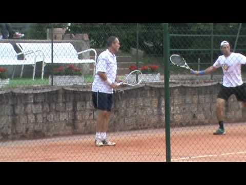 SchwedenTV: French-Open-Training, Arantxa Rus, Andy Murray, Ivan Lendl, Juan Monaco