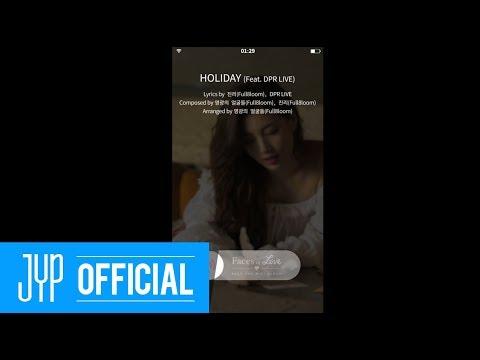 SUZY 2ND MINI ALBUM [Faces Of Love] : Album Spoiler