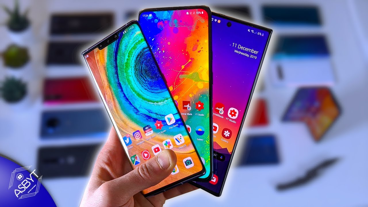 Top 5 BEST Smartphones To Buy In Early 2020! - YouTube