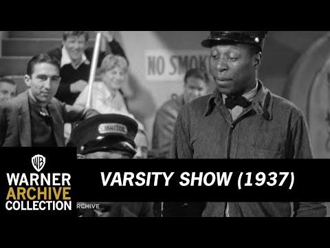 Varsity  1937 – Buck and Bubbles