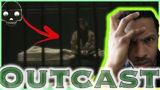 WOULD HE BODY EMINEM!!?? NF - OUTCAST - REACTION!