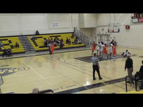 Chabot vs West Valley College Men's Basketball 2nd Half 11/22/16
