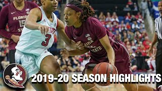 Nicki Ekhomu 2019-20 Season Highlights | Florida State Guard
