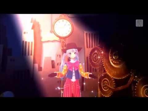 Hatsune Miku  Karakuri Pierrot  Project diva f sub ita
