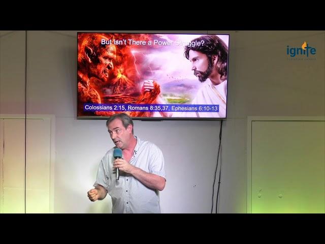 Ps Darin Browne - Angels & Demons Part 2