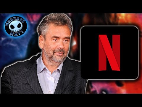 Luc Besson is in talks to make movies for Netflix