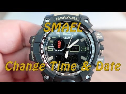 Smael - Change Time And Date
