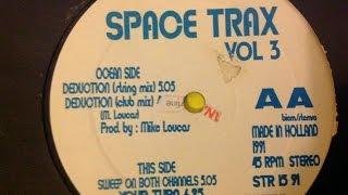 90s oldskool techno space trax vol 3 1991 full ep