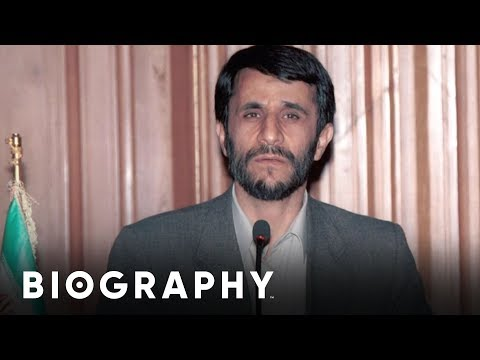 Mini Bio: Mahmoud Ahmadinejad