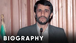 Mahmoud Ahmadinejad - Sixth President of Iran | Mini Bio | BIO