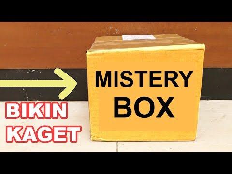 4 KOTAK MISTERI UNIK BIKIN KAGET (MISTERY BOX INDONESIA)