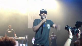 Kendrick Lamar - P&P (Pussy & Patron) (Live At The Fillmore