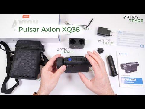 Pulsar Axion XQ38 Thermal Monocular review | Optics Trade Review
