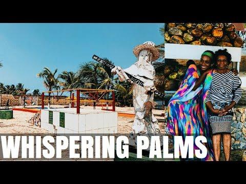 WHISPERING PALMS BADAGRY | BEST RESORT IN LAGOS NIGERIA? | Sassy Funke