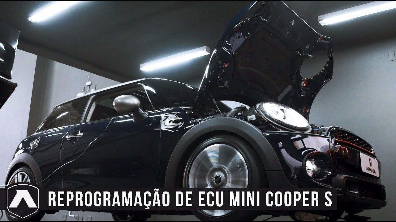 Remap De Ecu Mini Cooper S F56 280cvs E 42kgfm Armada
