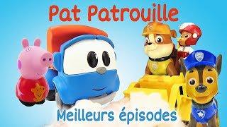 Tous les Meilleurs épisodes avec les jouets de la Pat Patrouille pour enfants