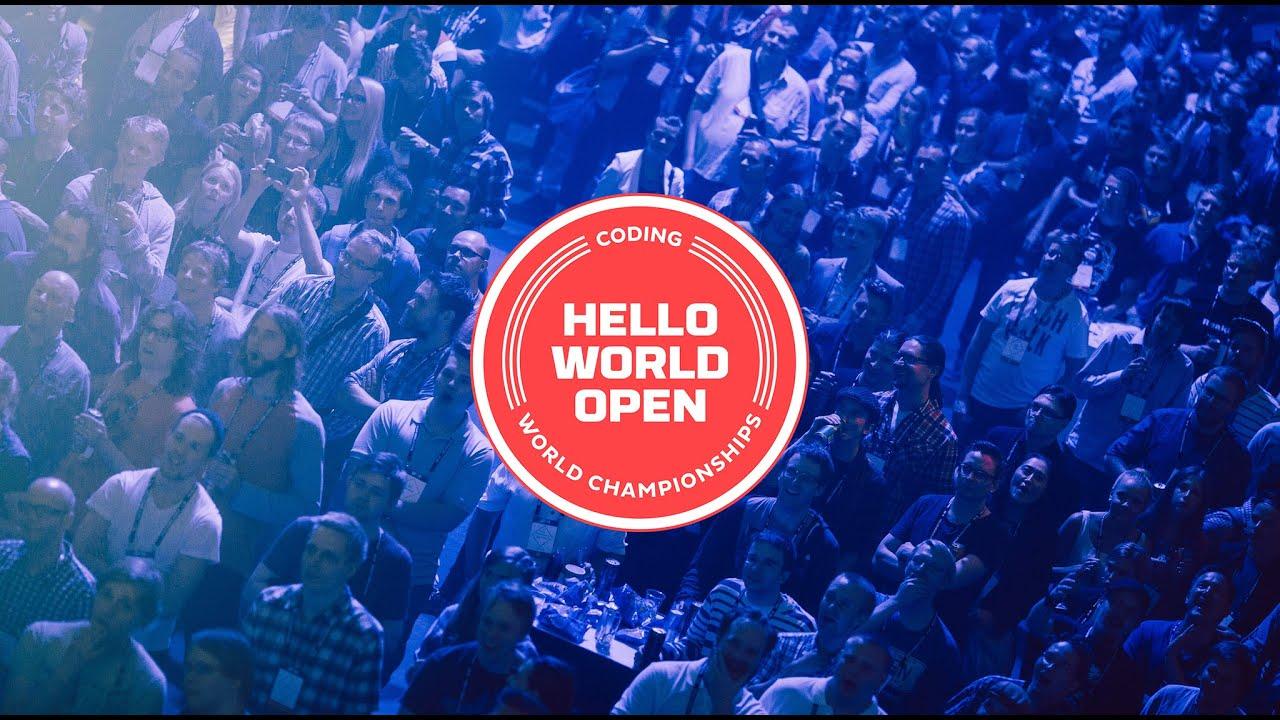 Hello World Open 2014 full Finnish stream - YouTube